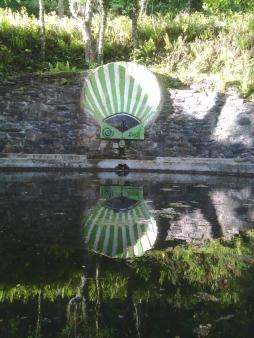 Fontana Conchiglia