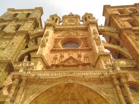 La basilica di Asorga