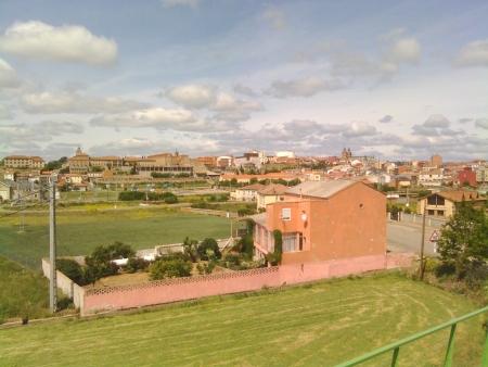 Entrando in Astorga