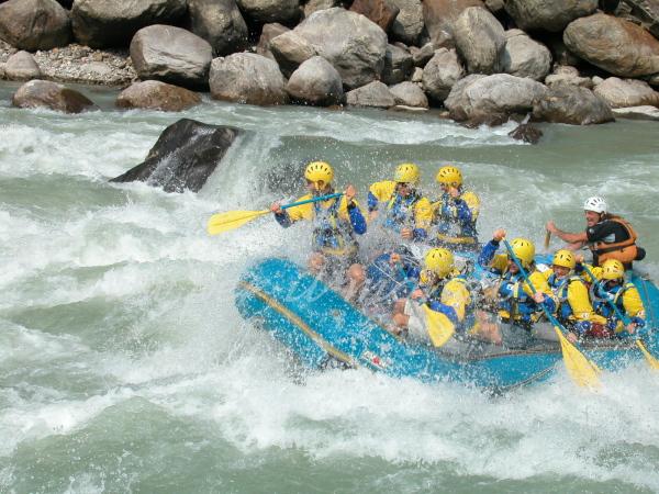 Rafting, Nepal