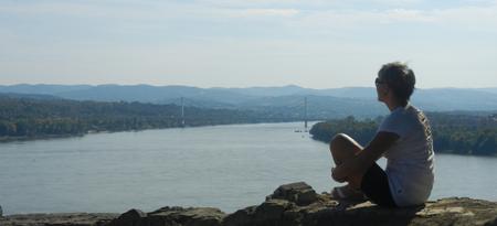 Contemplndo il Danubio, Serbia