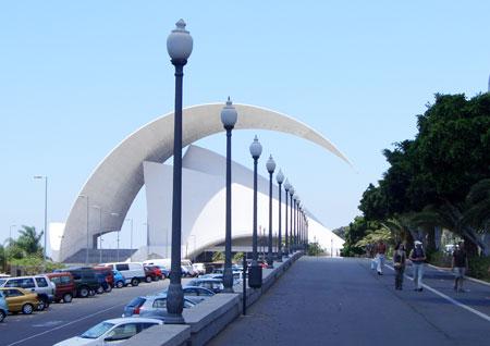 Auditorium, Santa Cruz de Tenerife