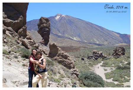 Parco Nazionale del Teide - Tenerife