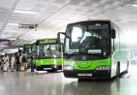 Autobus Tenerife