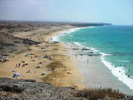 Spiaggia di El Cotillo, Fuerteventura