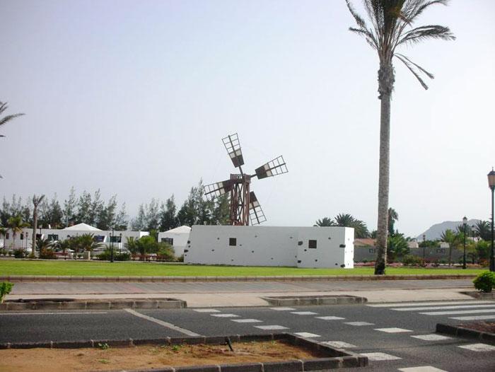 Mulino in Fuerteventura
