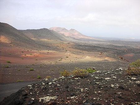 Parco naturale de Timanfaya, Lanzarote