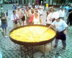 Mega Paella- Una delle tante feste nel Puerto ...