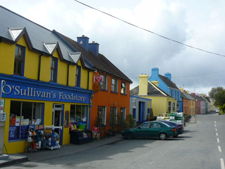 Case Colorate in Irlanda