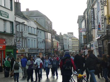 Galway, Shop street