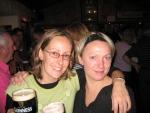 Io E Caroline in un Pub a Galway, Irlanda