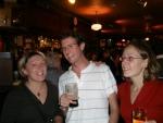 Io, Ronan, Caroline in un Pub a Galway, Irlanda