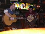 Musica dal vivo in un Pub a Galway, Irlanda
