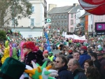 Galway, St. Patrick's day