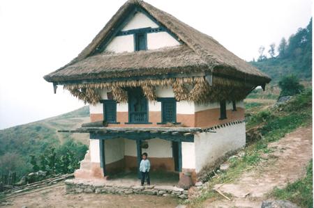Casa, Nepal