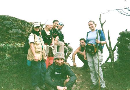 Portatori, Nepal