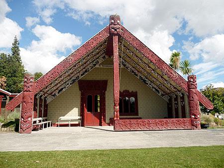 Marae Maori