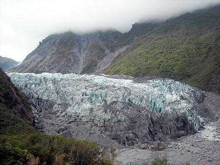 Fox Glacier, Ghiacciaio in Nuova Zelanda