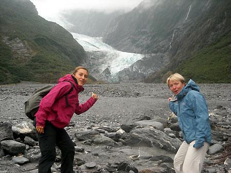 Franz Josef Glacier, Ghiacciaio in Nuova Zelanda