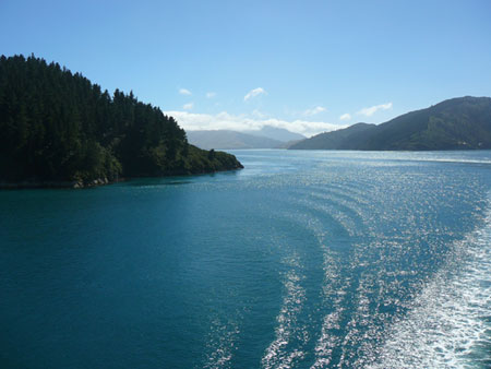 On the road Nuova Zelanda