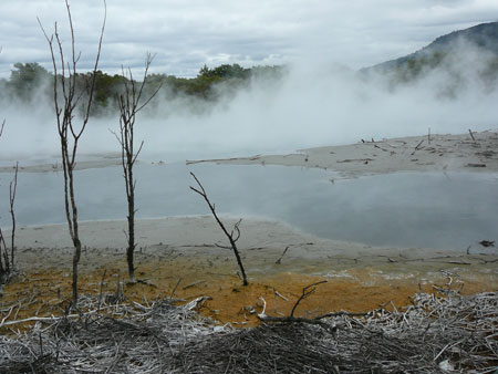 Rotorua Nuova Zelanda
