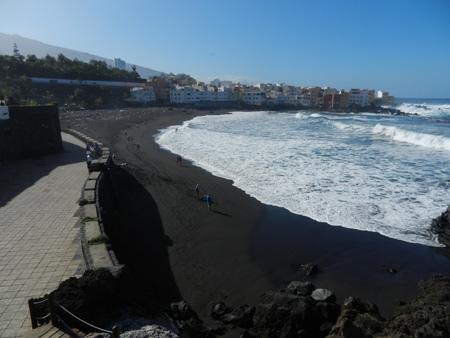 Spiaggia Puerto del Cruz, Tenerife