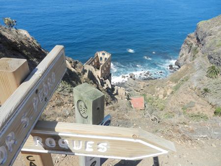 Sentiero Puerto del Cruz a San Pedro, Tenerife
