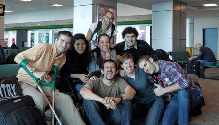 Amici di viaggio
