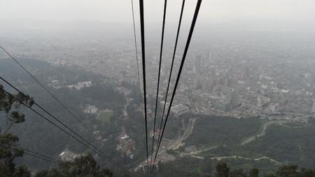 Bogotà, 2600 msl