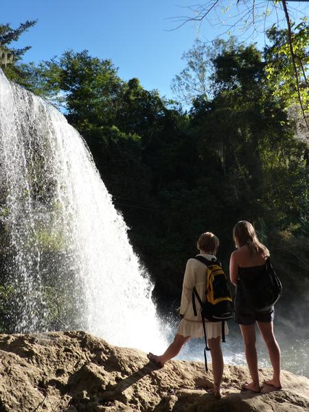 Cascata in San Gil