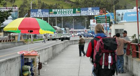 Frontiera Ecuador