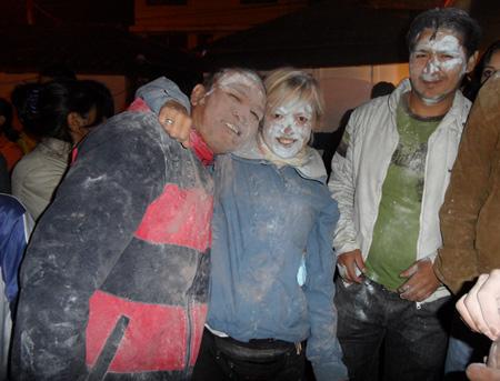 Carnevale in Guaranda, Ecuador, Ecuador