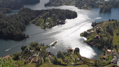 Lago di Guatapè