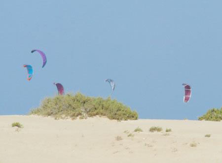 Kitesur, Fuerteventura