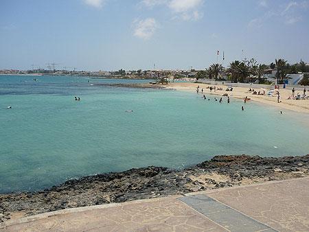 Spiaggia Corralejo, Fuerteventura