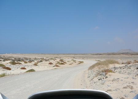 Strada sterrata, Fuerteventura