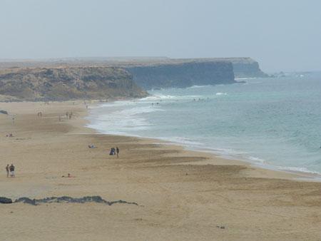 Spiaggia El Cotillo, Fuerteventura