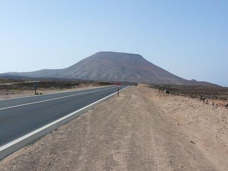 Montagna Rojas, Fuerteventura