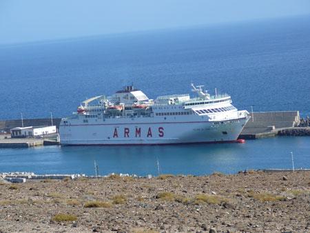 Porto di Morro Jable, Fuerteventura