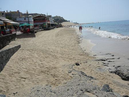 Playa di Morro Jable, sud di Fuerteventura