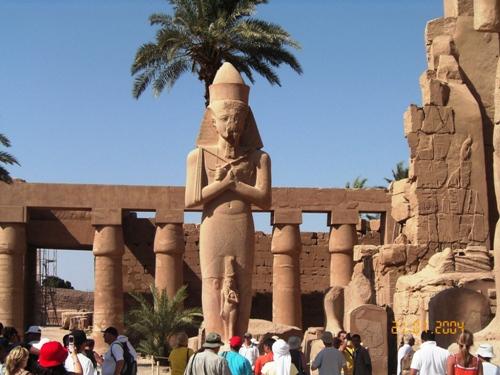 Statua, Egitto