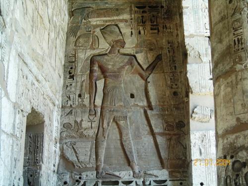 Tempio Karnak, Egitto