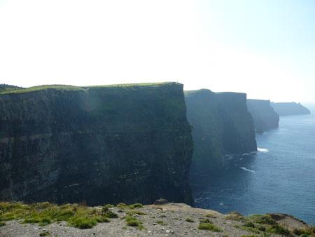 Cliffs of moher, scogliere nei pressi di Galway, Irlanda