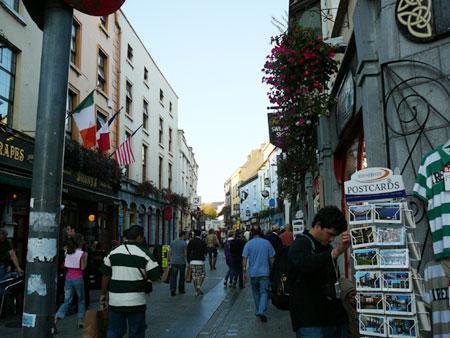 Centro di Galway, Irlanda