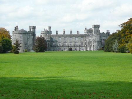 Castello in Kilkenny, Irlanda