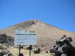 Scalata sul pico del Teide, Tenerife