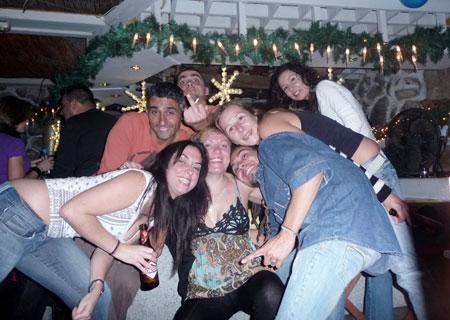 Amici in Tenerife