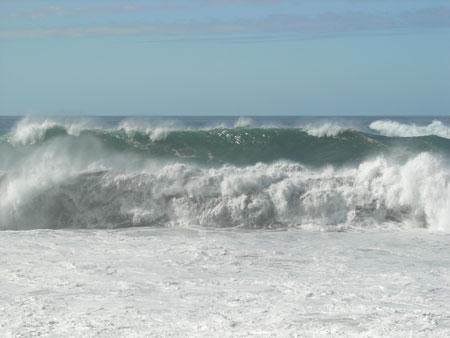 onde giganti tenerife swell